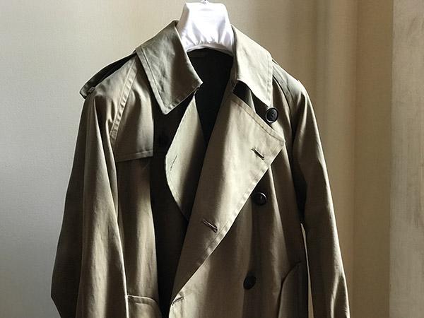 AURALEE FINX CHAMBRAY BIG TRENCH COAT BEIGE.jpg