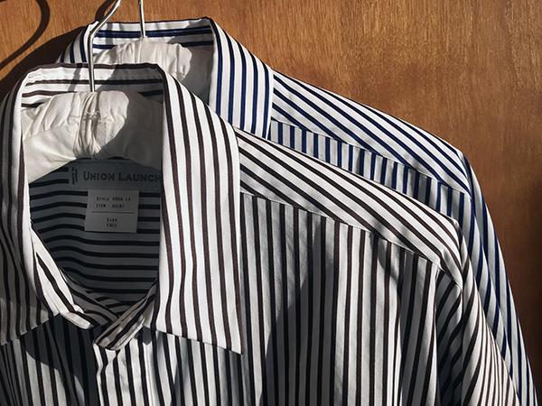 UNION LAUNCH ストライプシャツ.jpg