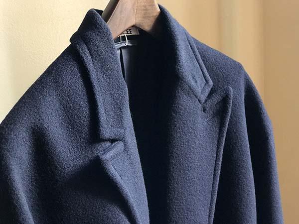 オーラリー CASHMERE WOOL MOSSER DOUBLE BREASTED COAT.jpg