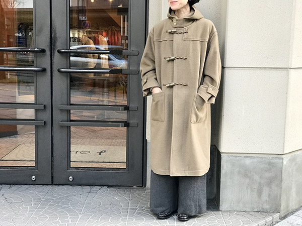 AURALEE CASHMERE WOOL MOSSER BIG DUFFLE COAT.jpg