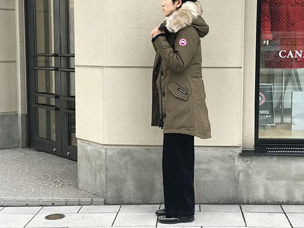 カナダグース ロスクレア ミリタリーグリーン.jpg