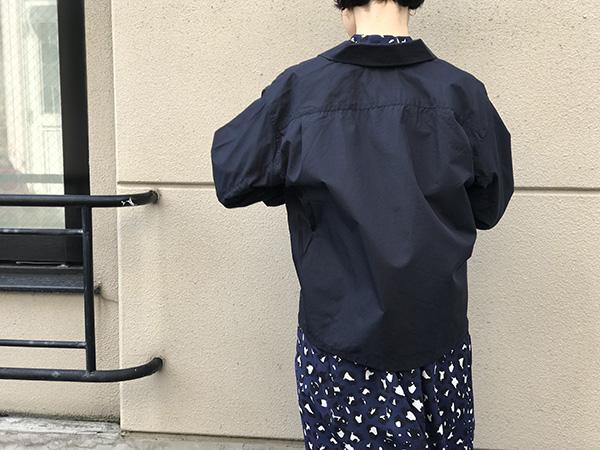 WELLDERのフラップポケットシャツ.jpg