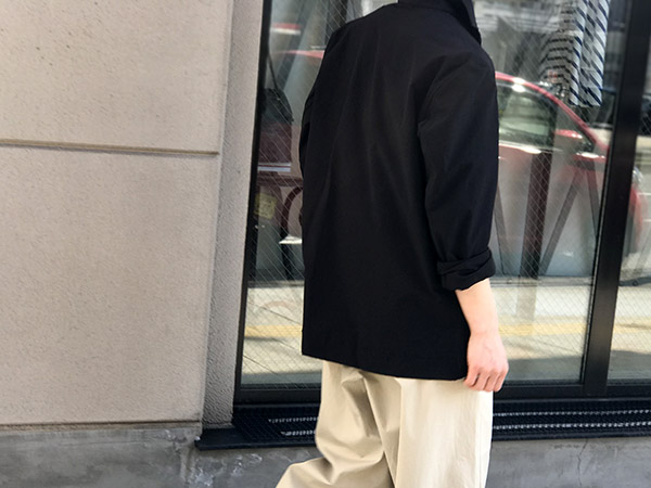 POLYPLOID SUIT JACKET ストレッチナイロン.jpg