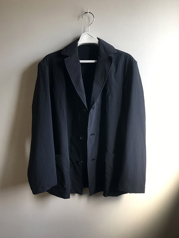 POLYPLOID SUIT JACKET ナイロン.jpg