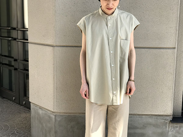 AURALEE WASHED FINX EASY WIDE PANTS LIGHT GREEN.jpg