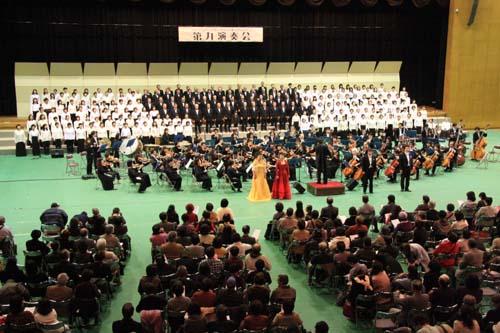 鎌ケ谷第九演奏会