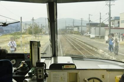 ニセコエクスプレス_171029 運転席からの眺め.jpg