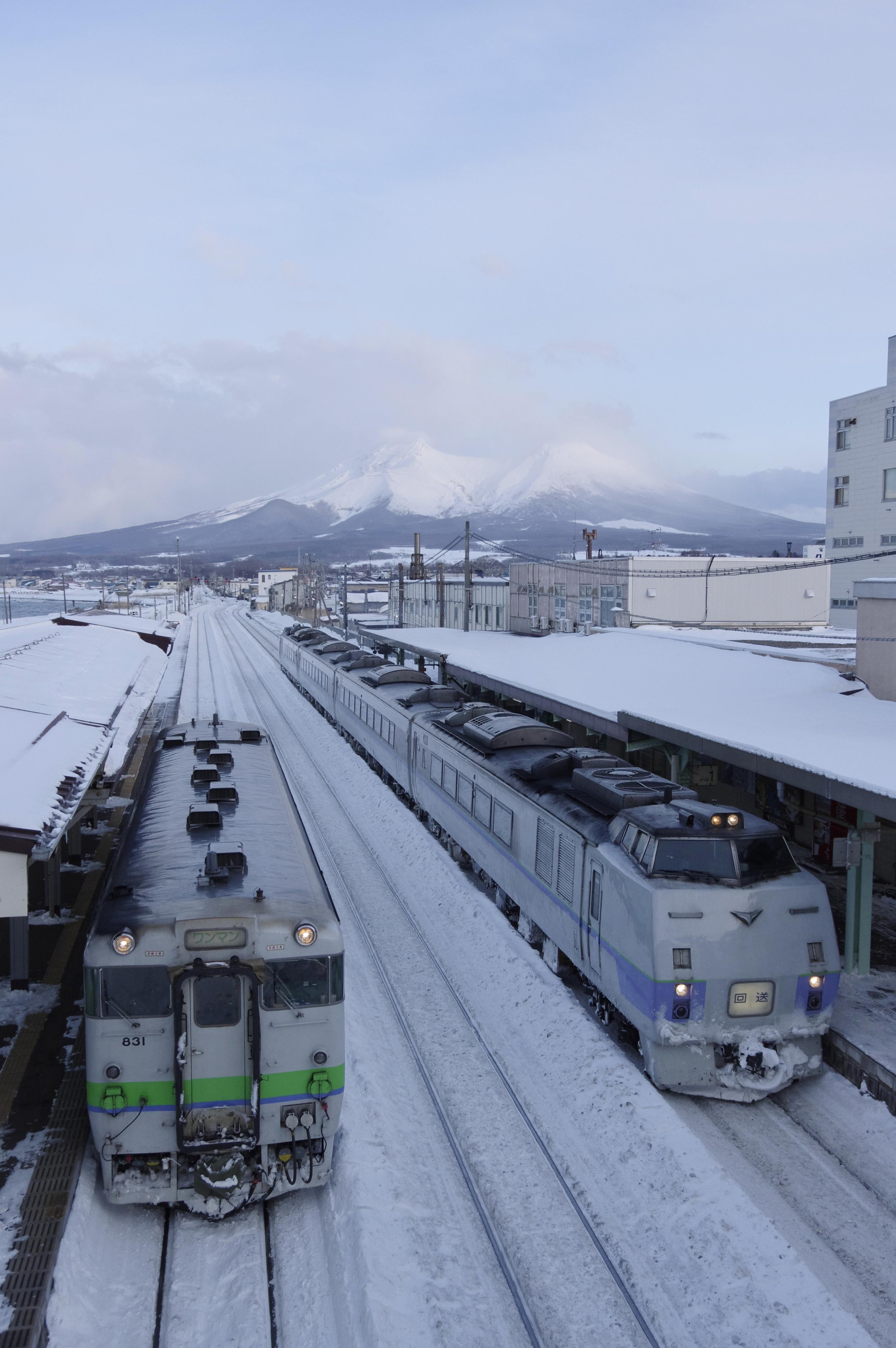 森駅 北斗88号回送発車_180220.jpg