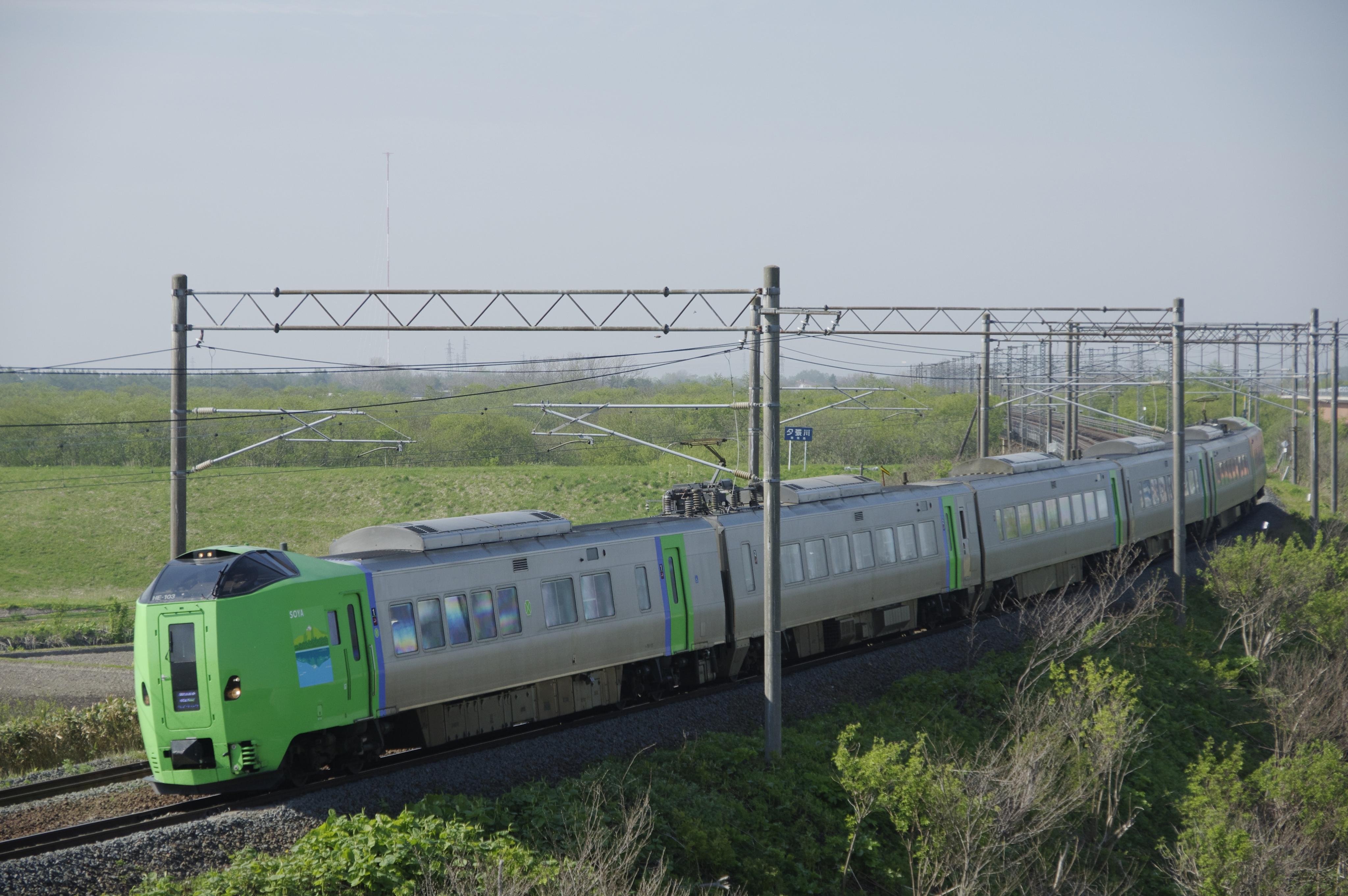 江別−豊幌 3003M 789系基本番台 ライラック3号_180512.jpg