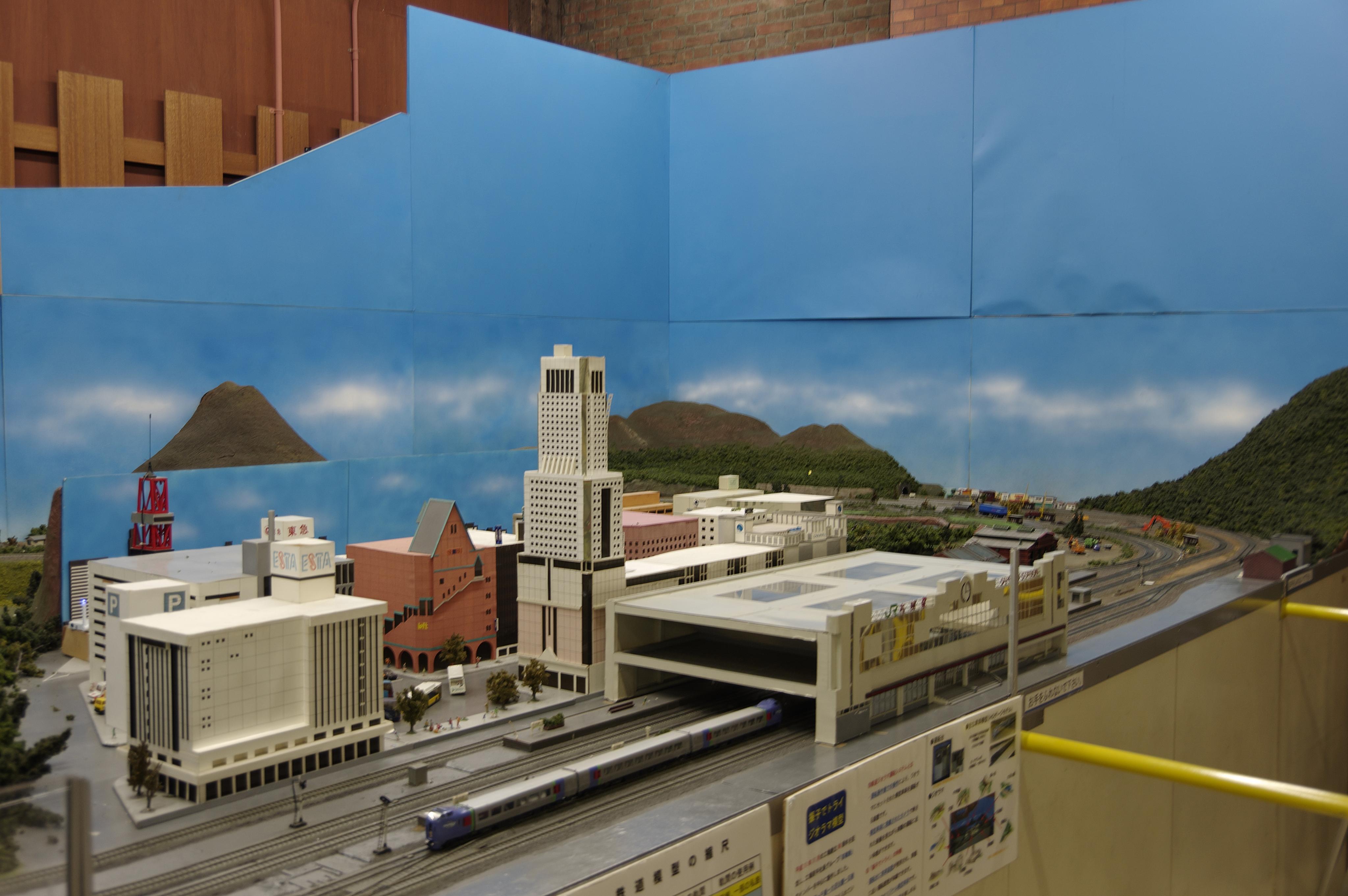 鉄道技術館 HOゲージジオラマ_180512.jpg