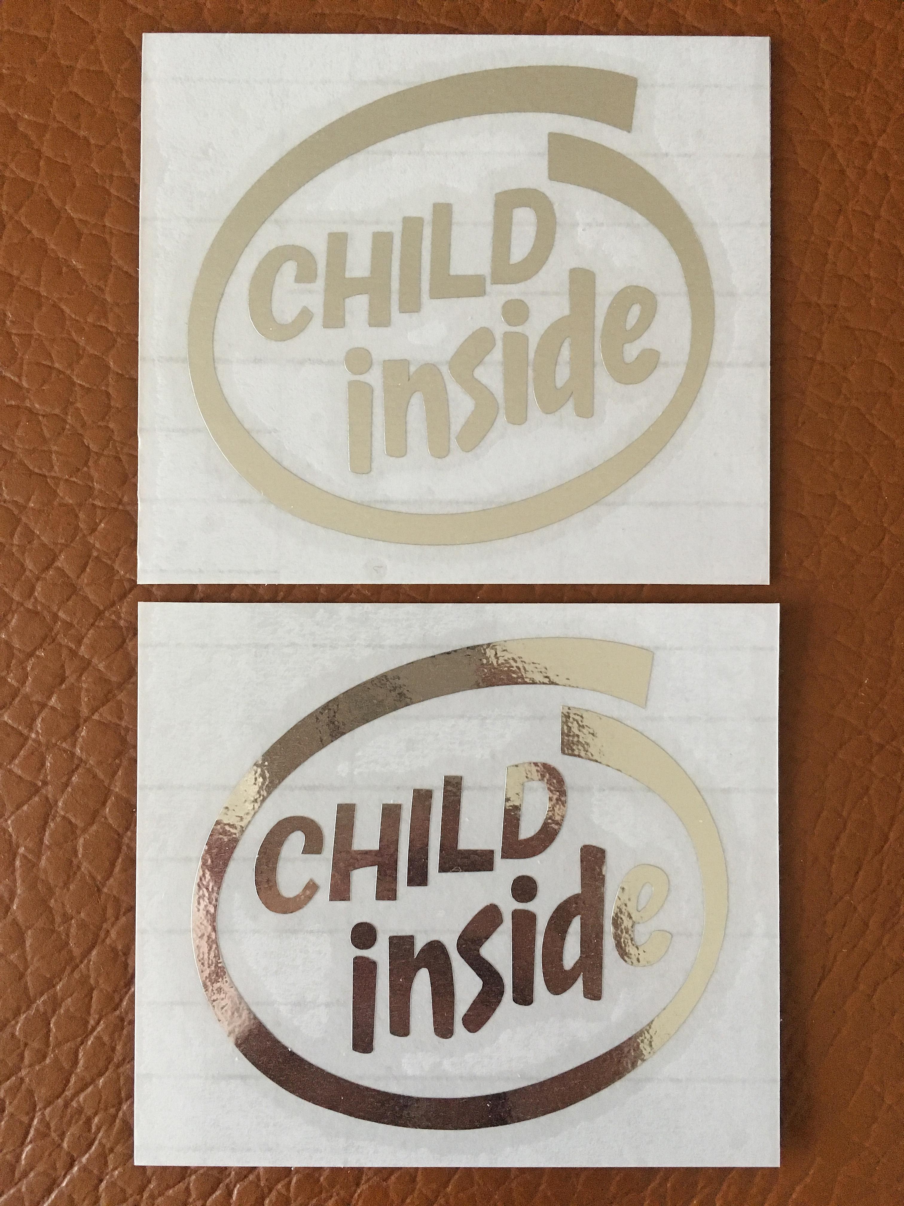 CHILD inside ステッカー.JPG