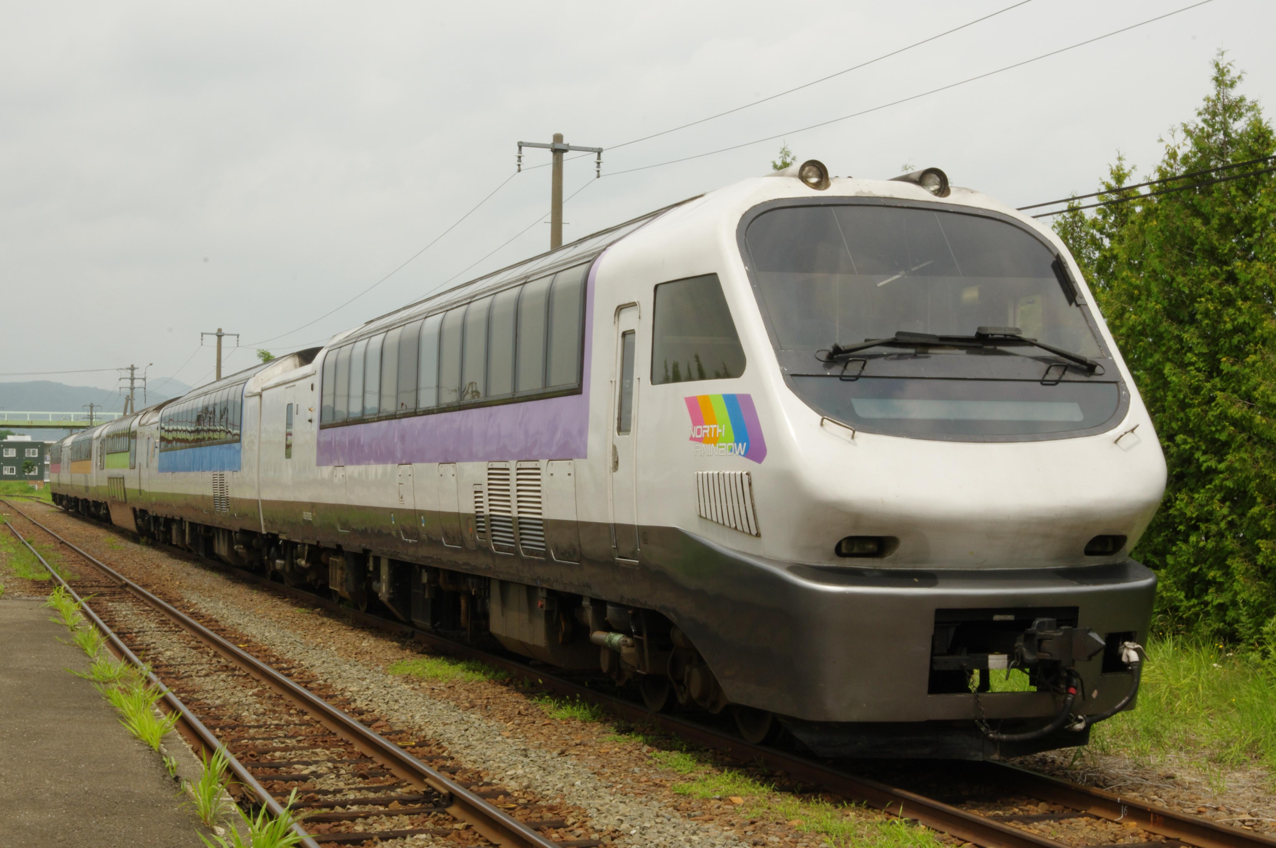 富良野駅 ノースレインボーエクスプレス_180721.jpg