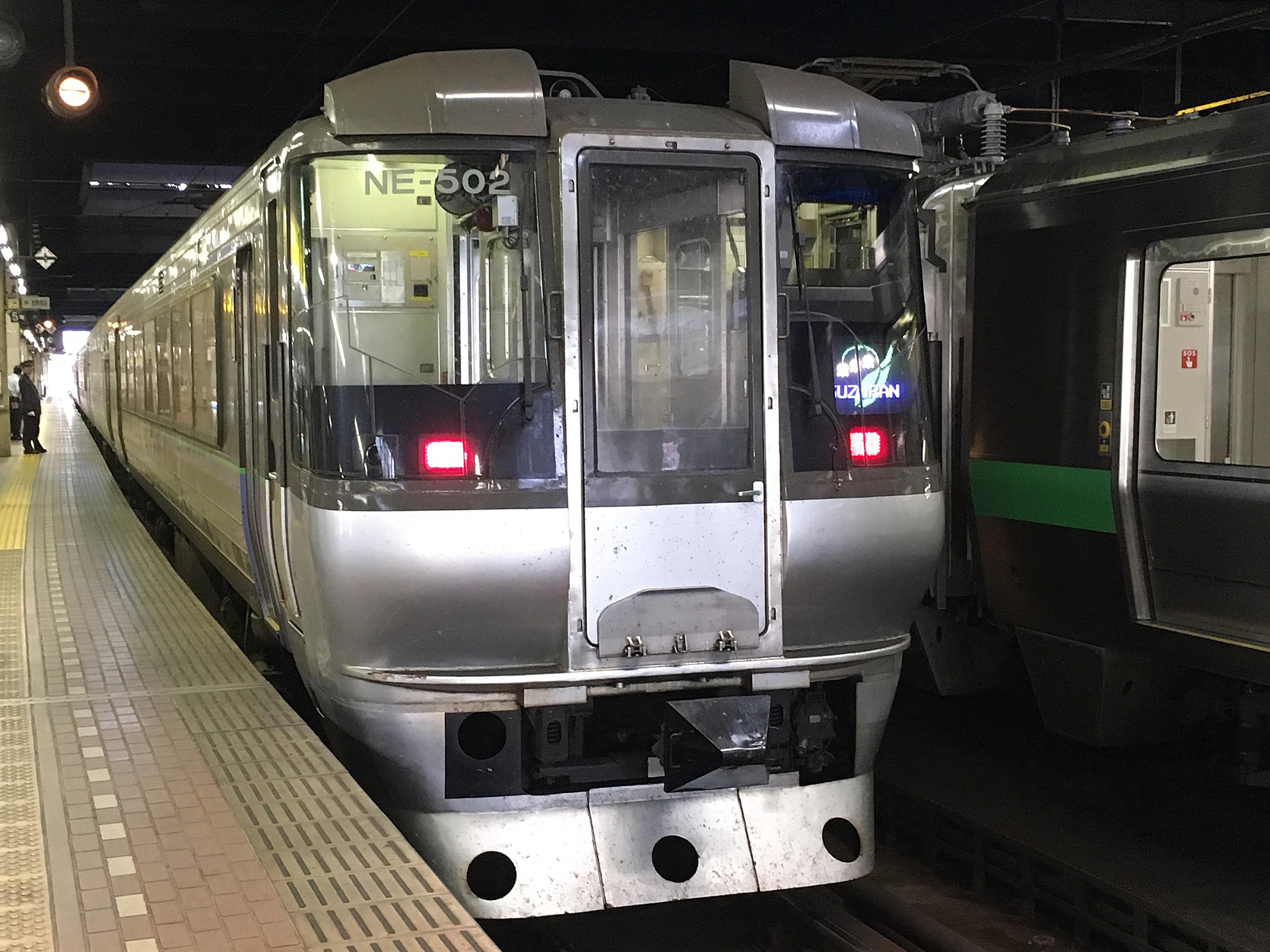 札幌駅 すずらん4号_180714.JPG