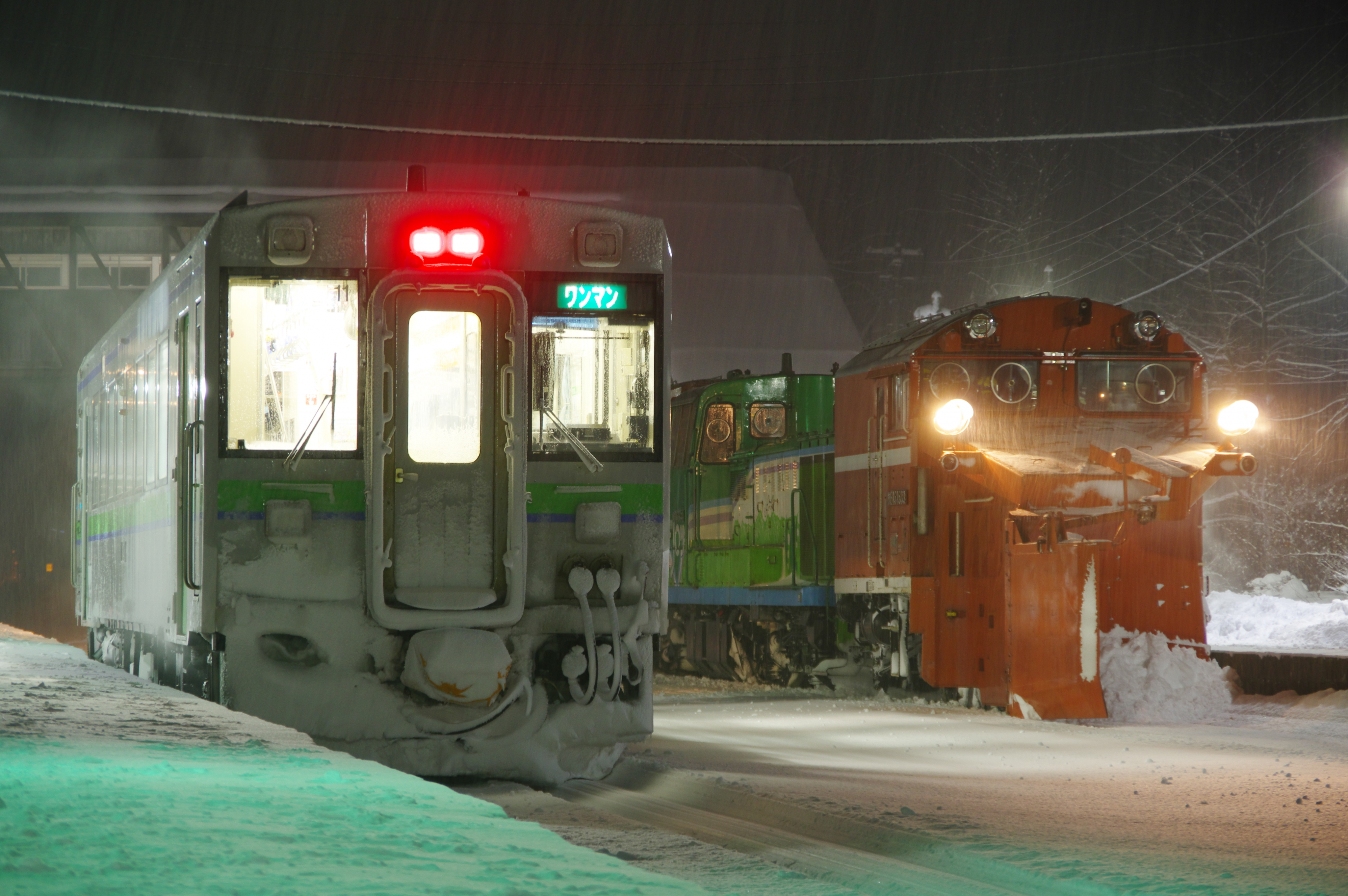 雪122レ DE15-1533機&1955D 蘭島駅.jpg
