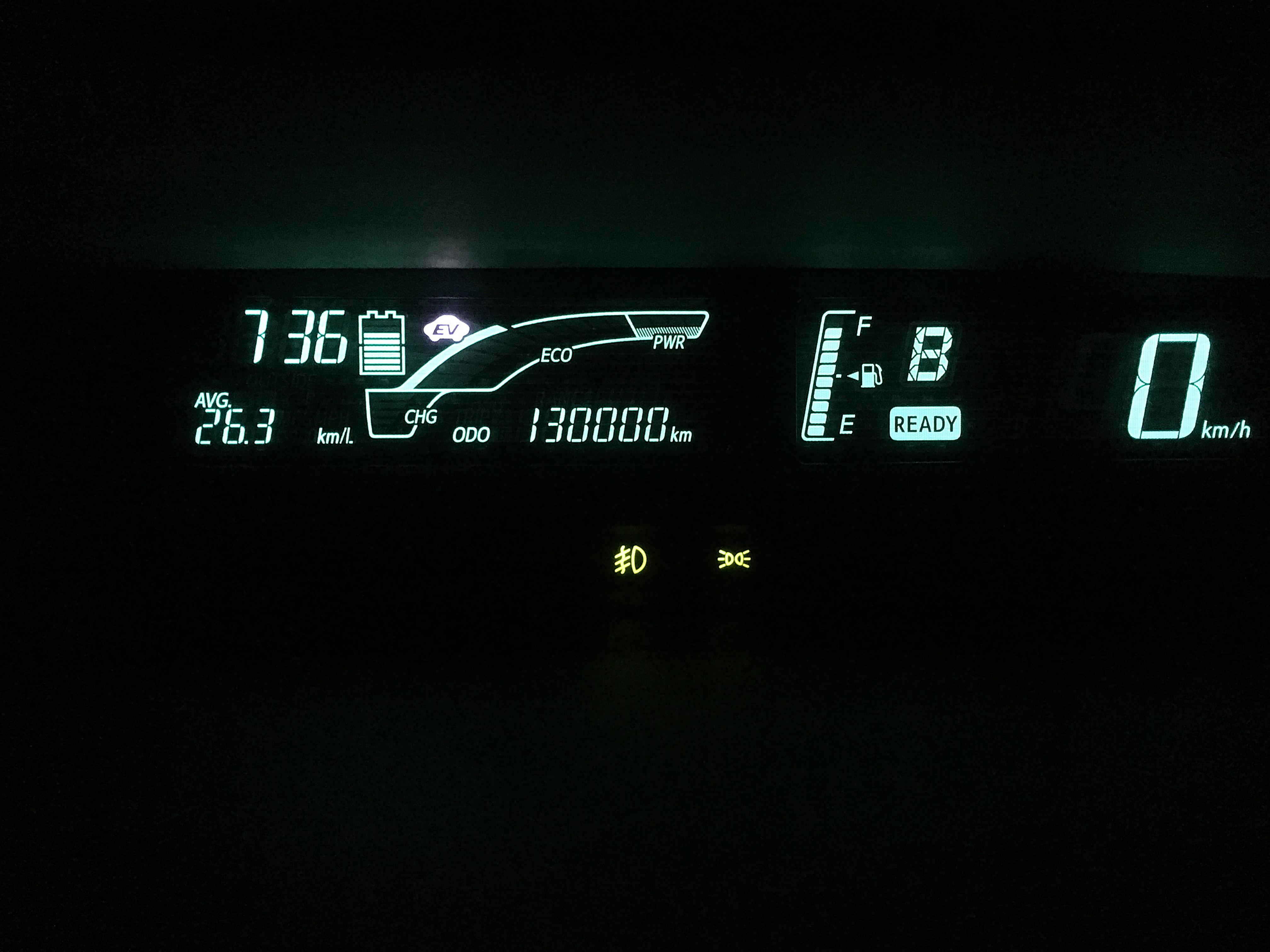 Prius C 130,000km_181218.JPG