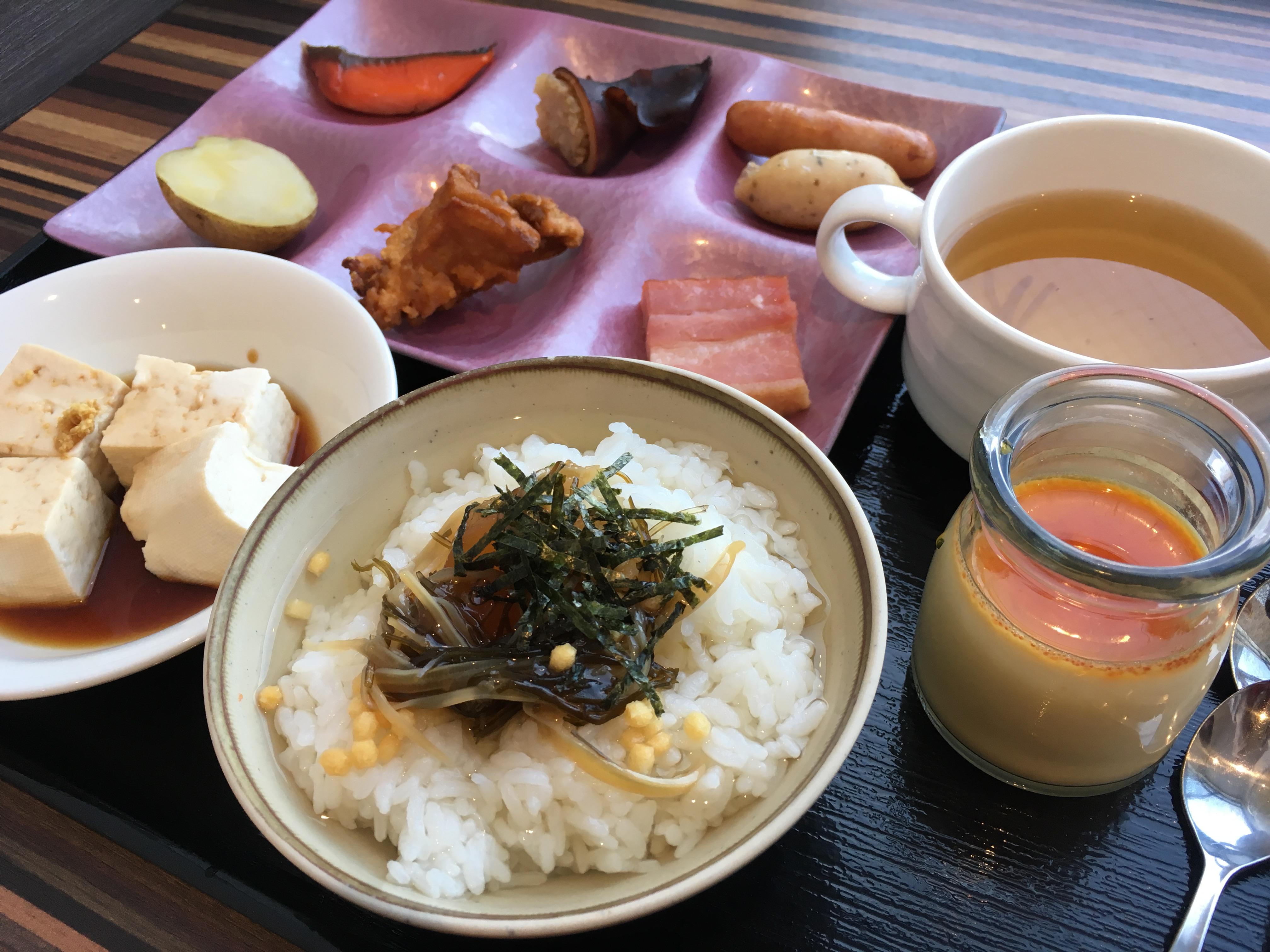ホテル・ラ・ジェント・ブラザ函館北斗 朝食.JPG