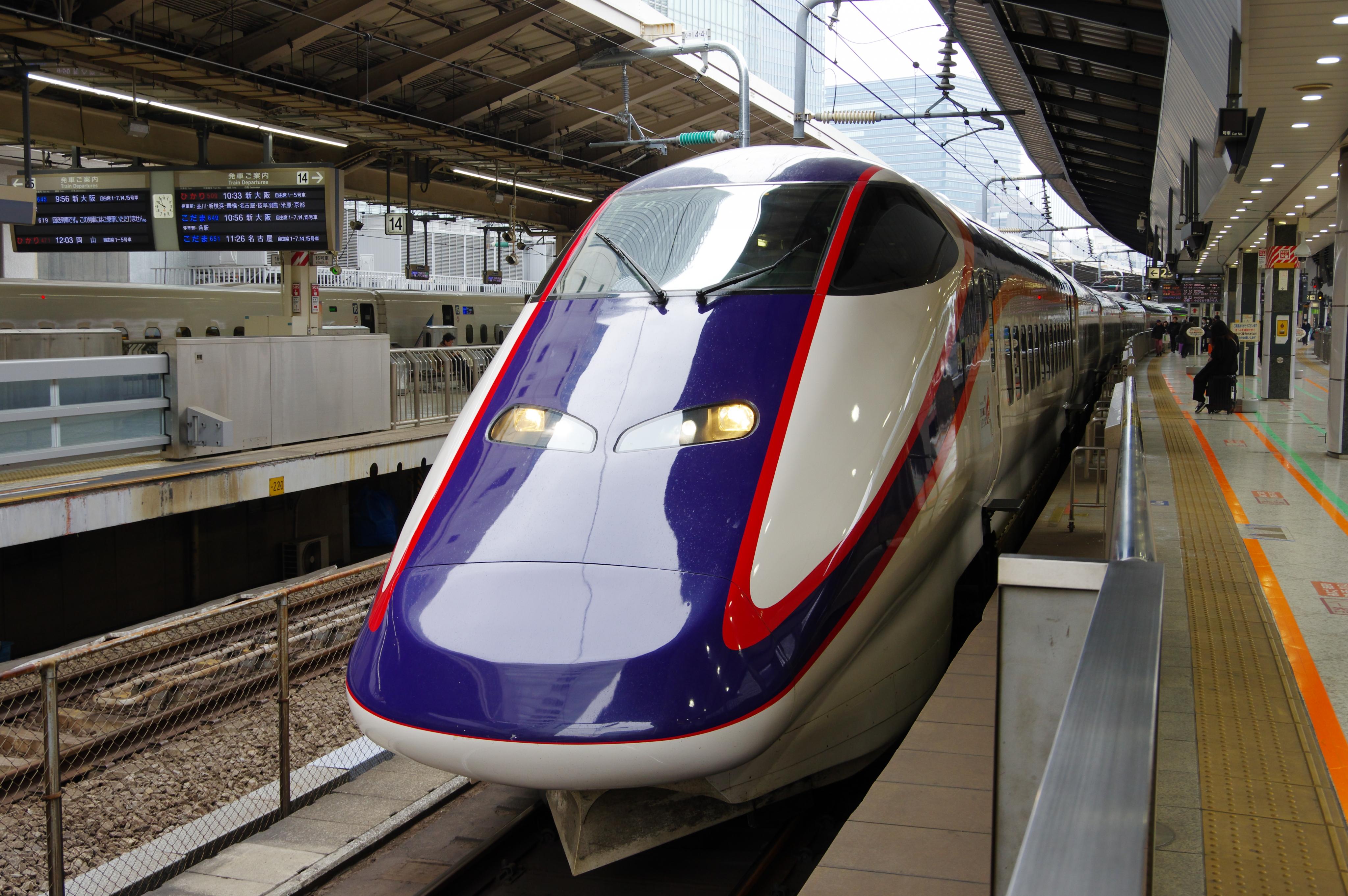 E3系2000番台 つばさ133号 東京駅_190225.jpg