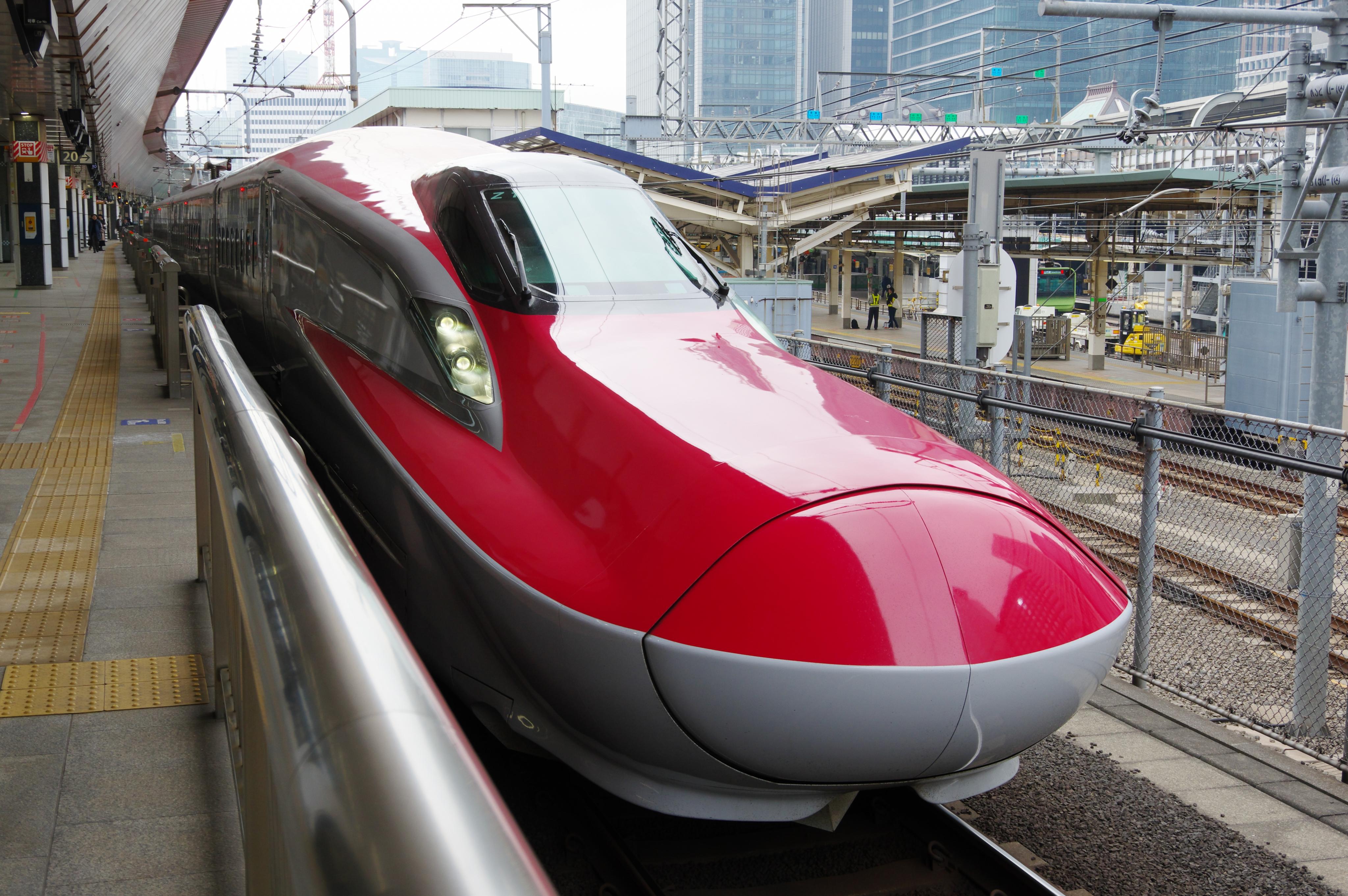 E6系 こまち15号 東京駅_190225.jpg