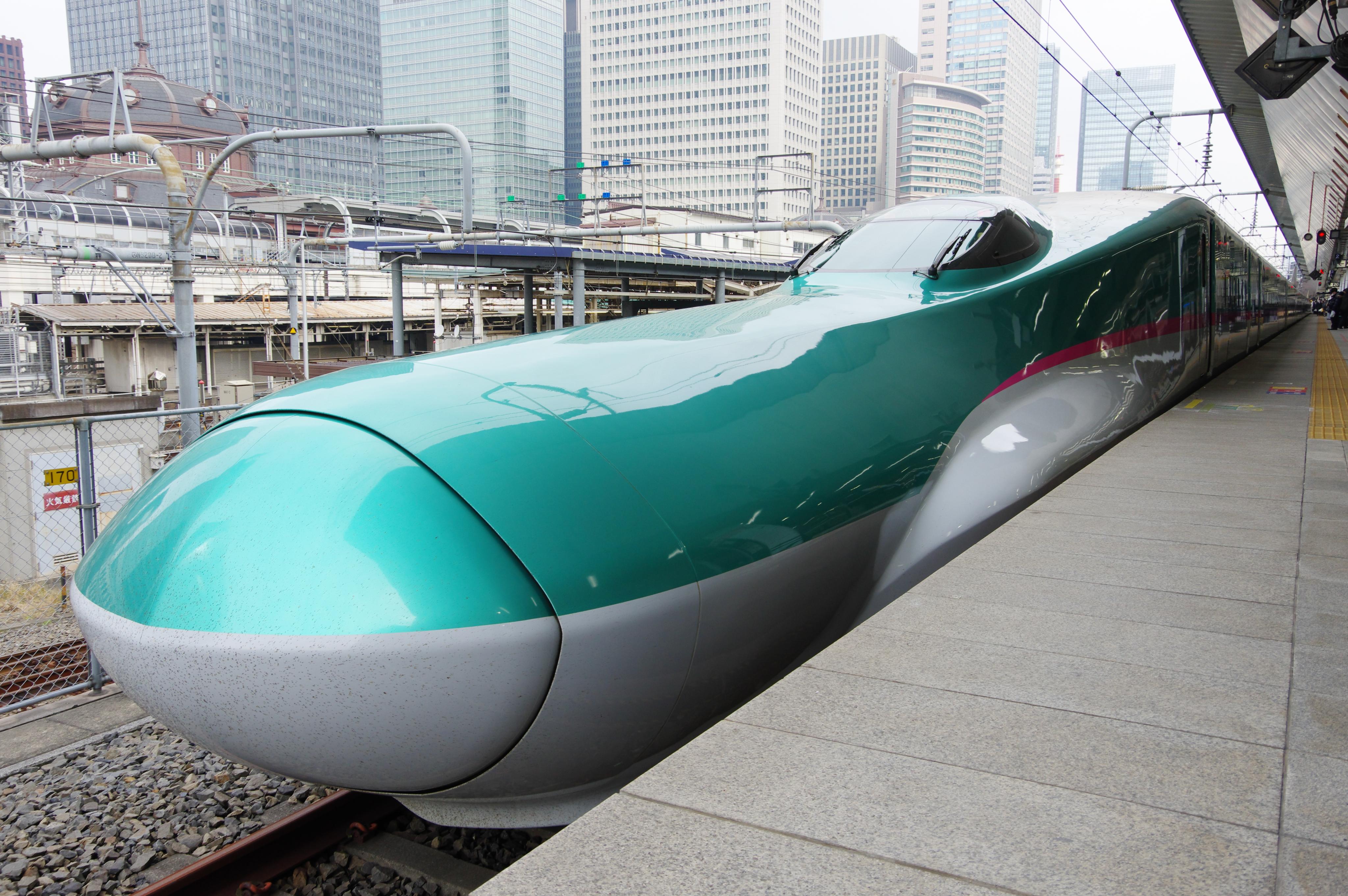 E5系+E6系 はやぶさ+こまち15号 東京駅_190225 (2).jpg