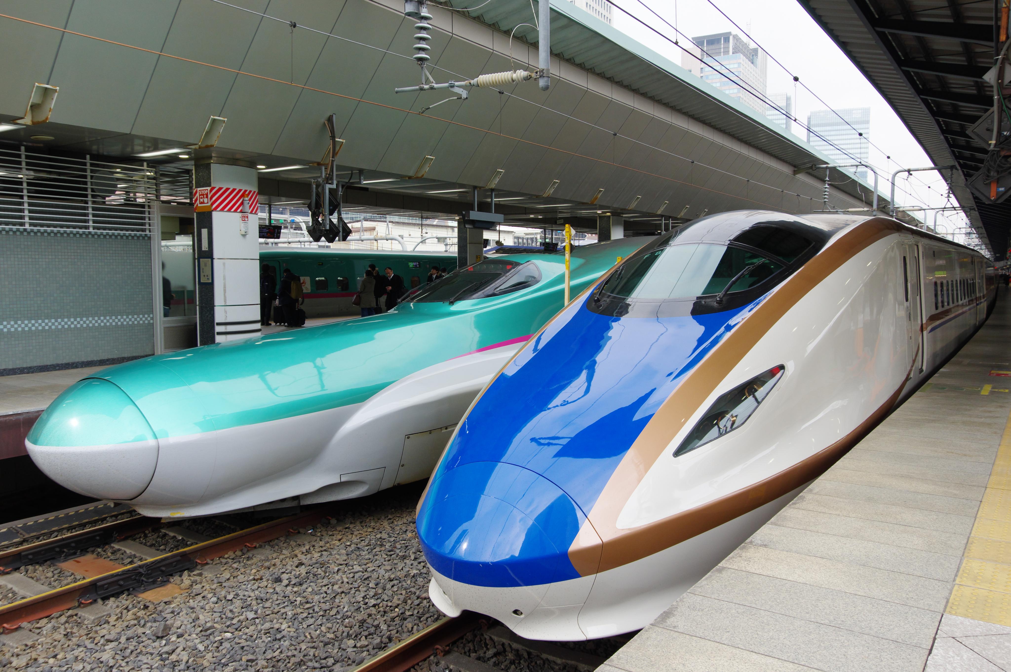 E5系+E7系 東京駅_190225.jpg