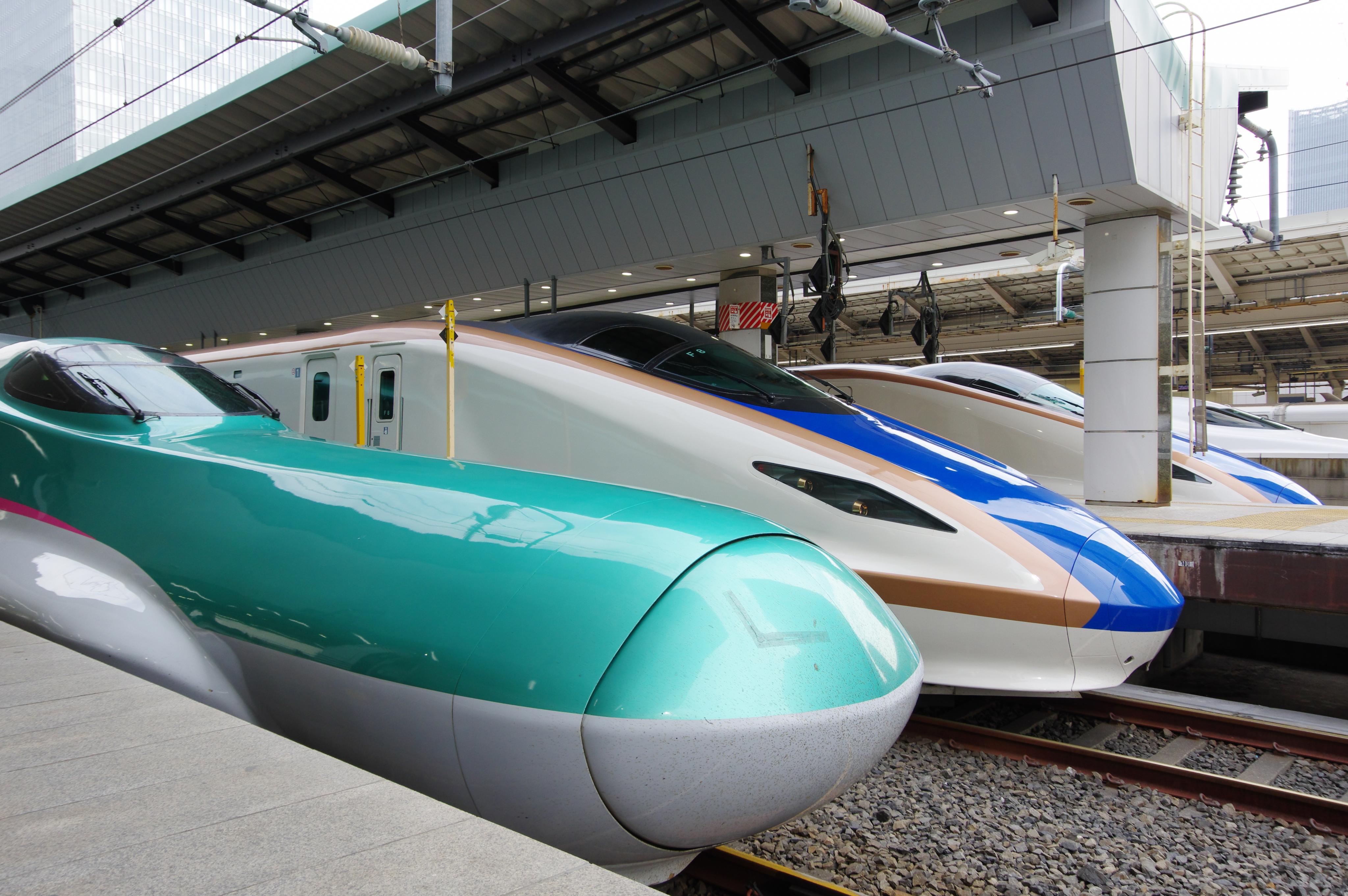 E5系+E7系×2+N700系 東京駅_190225.jpg