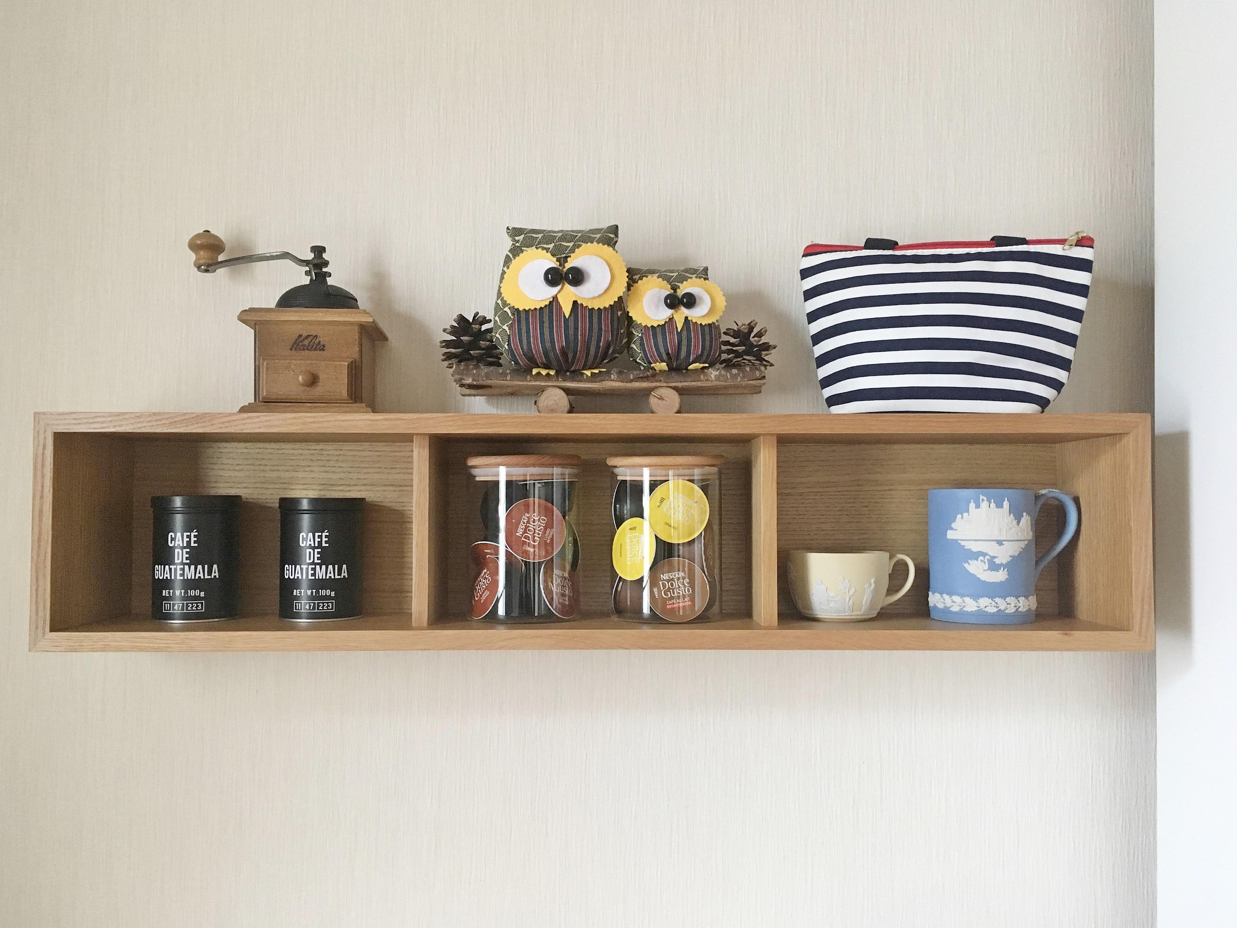 壁に付けられる家具 箱 キッチン.JPG