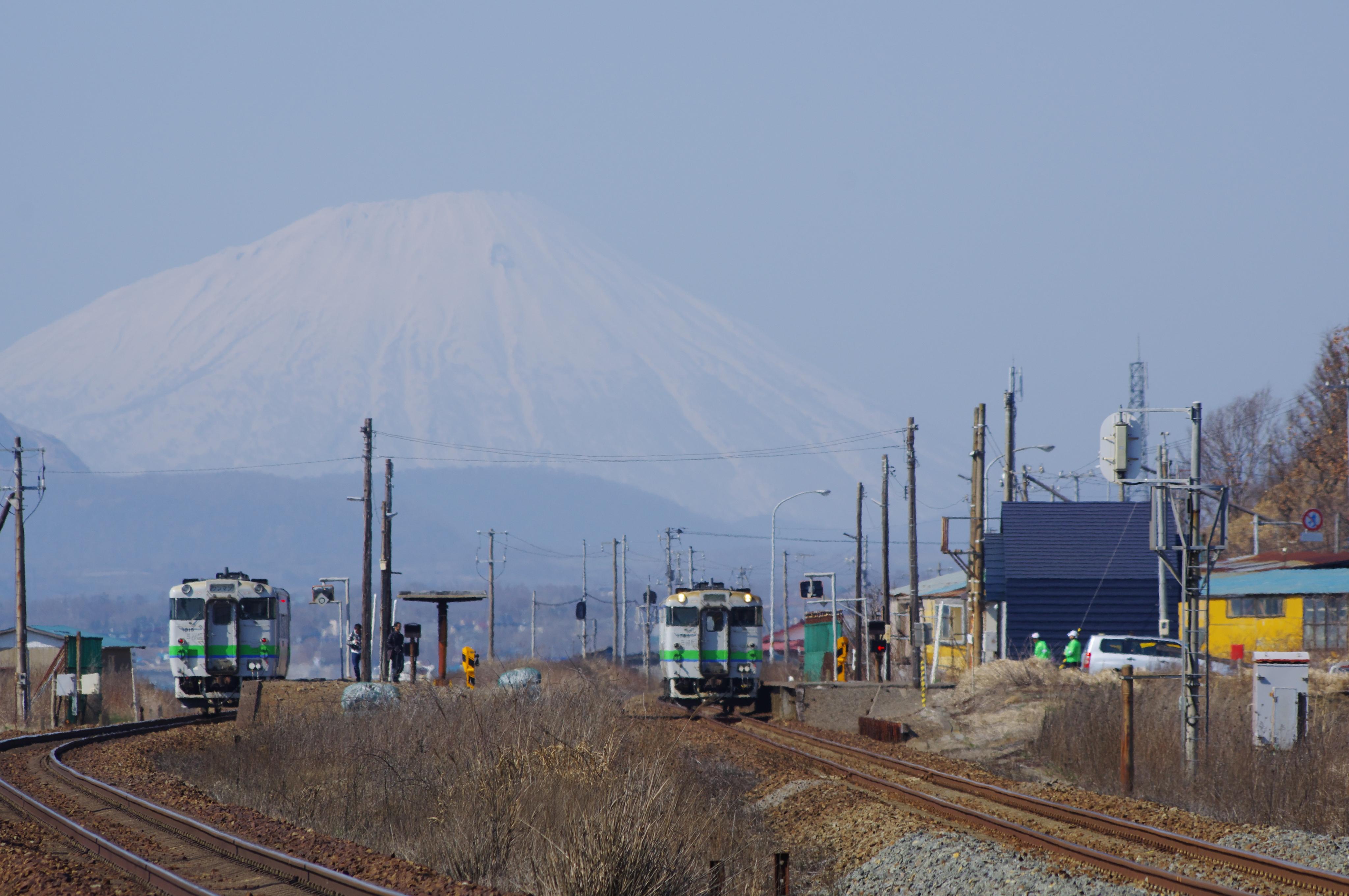 キハ40 478D & 479D 黄金駅_190416.jpg