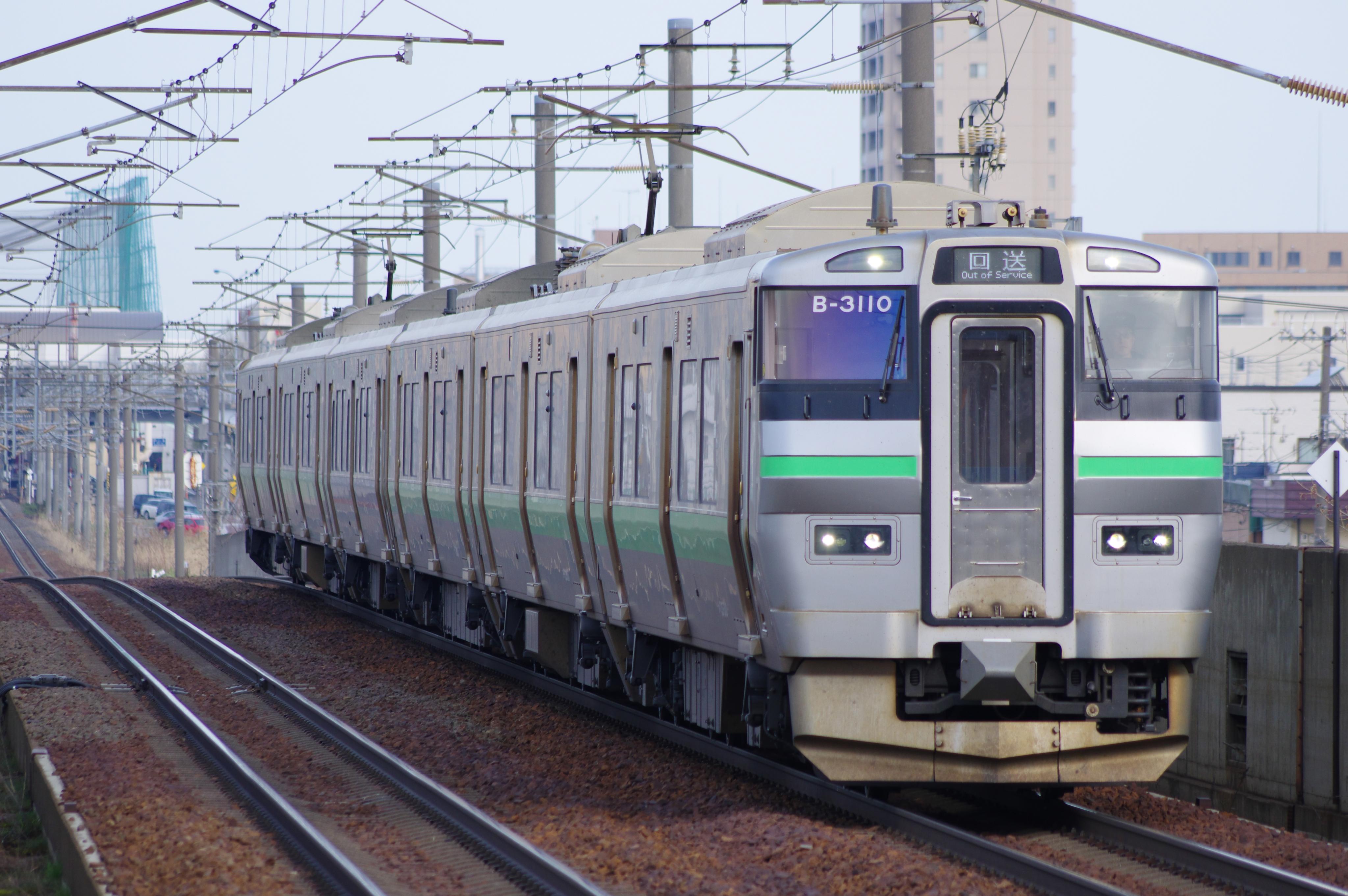 733系 回送列車 手稲−稲積公園_190424.jpg