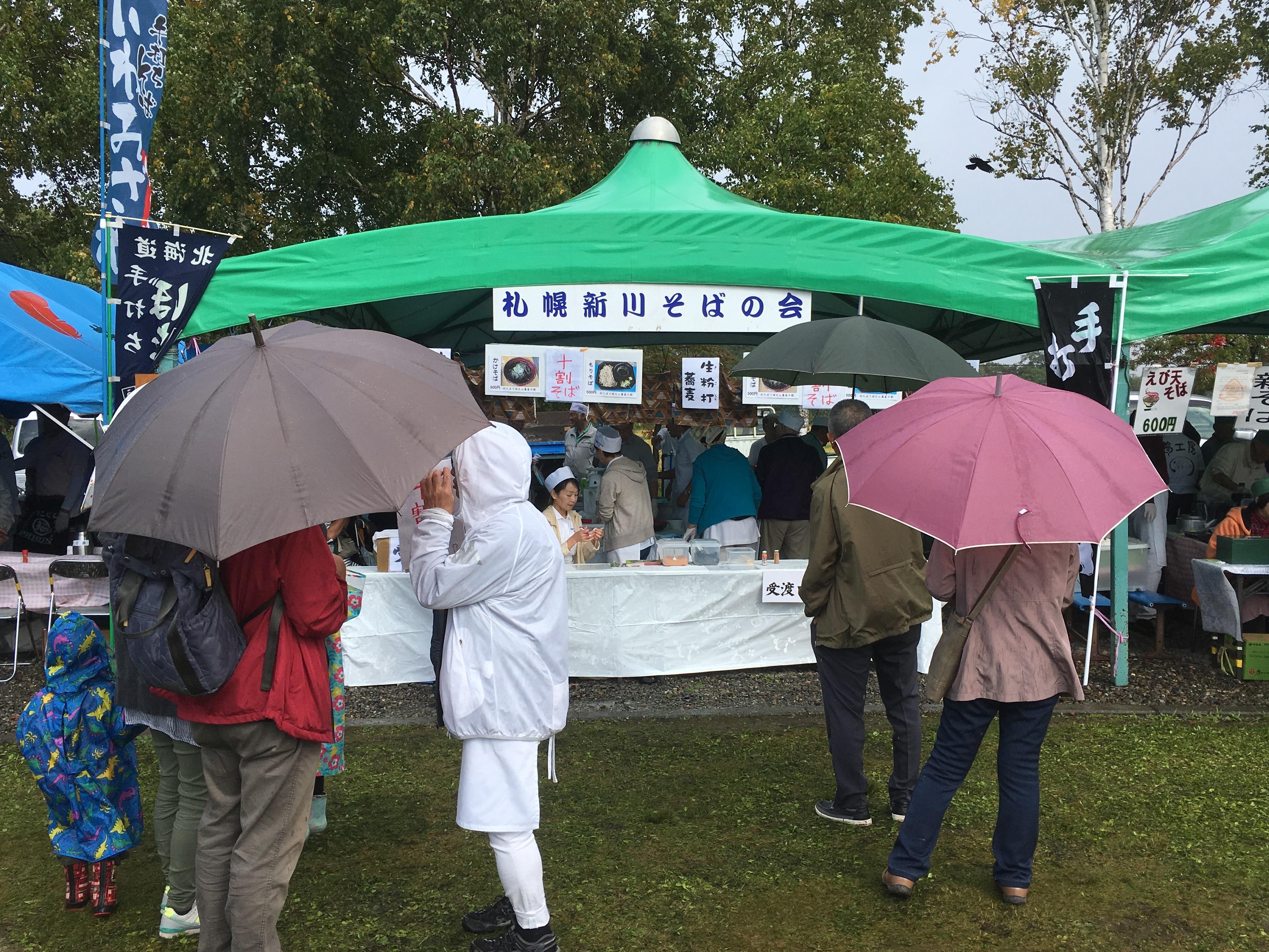 浦臼新そば収穫祭 札幌新川そばの会_190929.JPG
