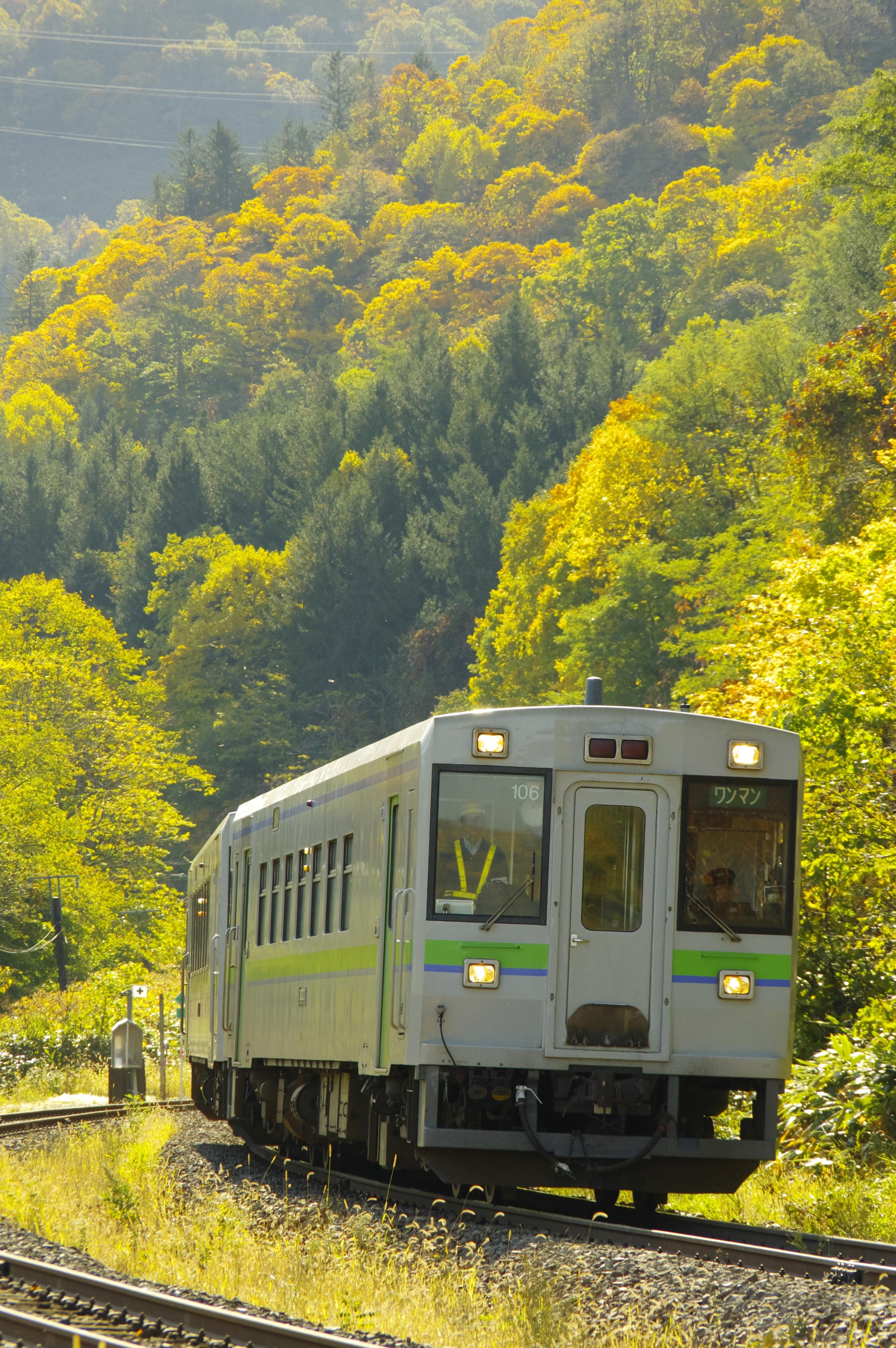 キハ150×2 1933D 銀山駅入線 191020.jpg