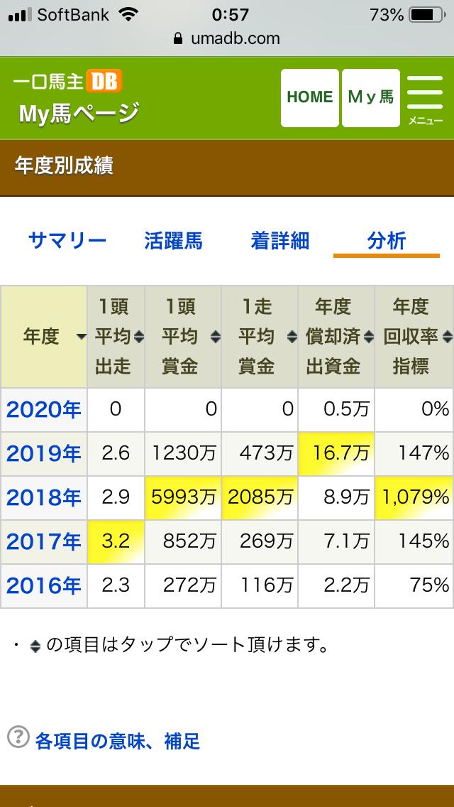 2019年 一口馬主成績 分析.PNG