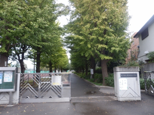豊多摩高等学校