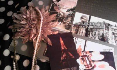 パリの写真