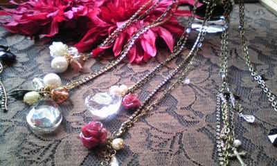 bijoux  de  FRILL ラリエット