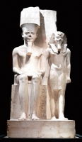 トリノ・エジプト展@ 東京都美術館