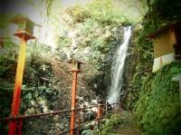 不動の滝:湯河原