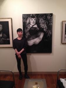 泰明画廊、北川麻衣子展