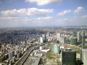 70階からの風景