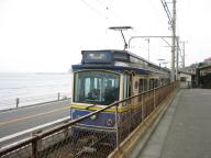 江ノ電@鎌倉高校前駅