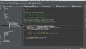 IntelliJ IDEAでlucene-gosenのプロジェクトを取り込んでみた