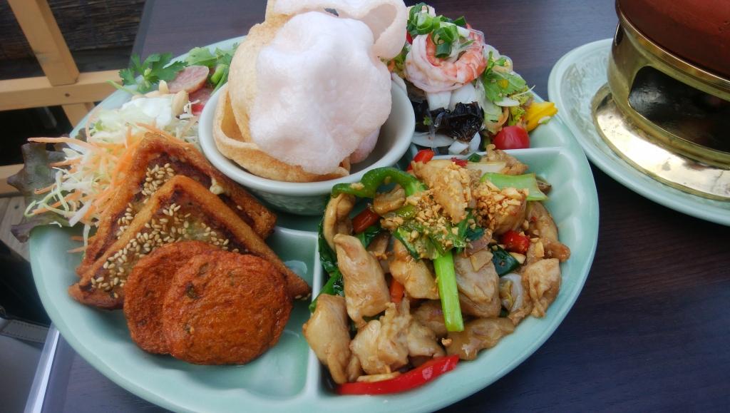 京都 タイ料理