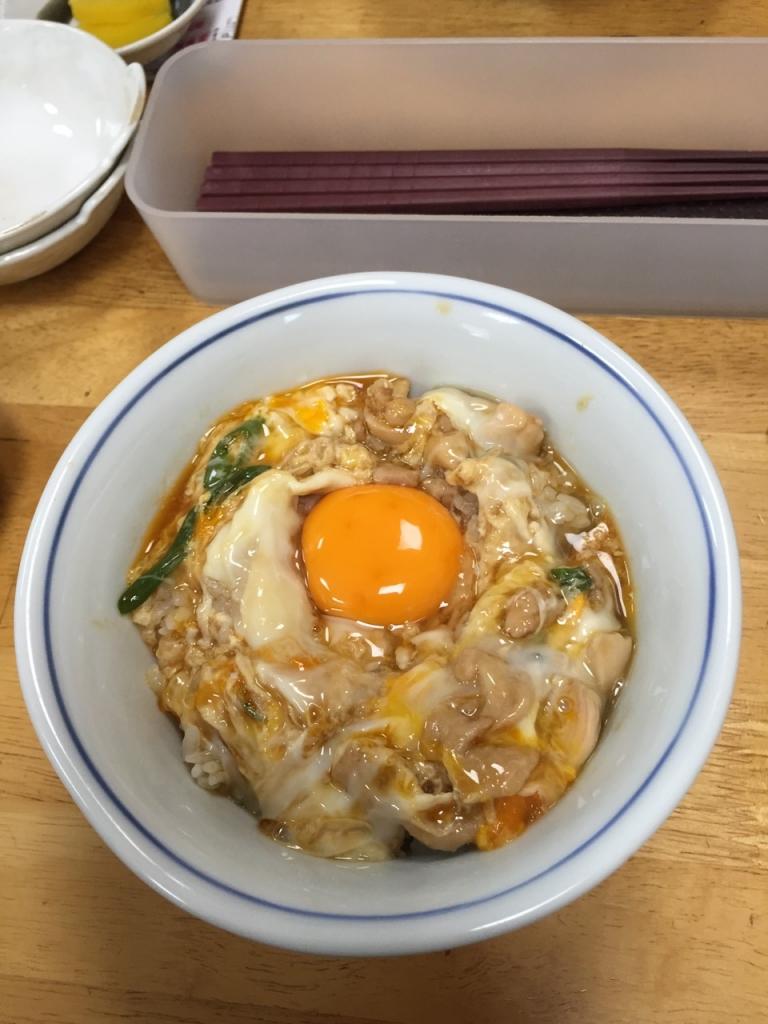 京都 親子丼