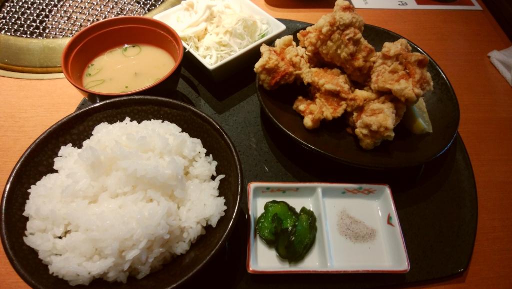 京都 から揚げ 唐揚げ