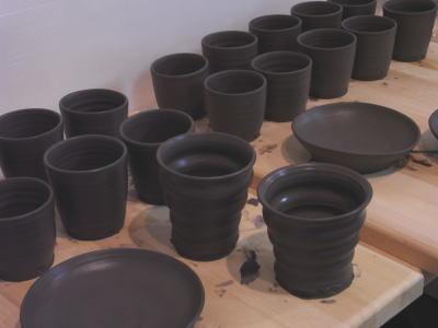 陶芸教室用サンプル