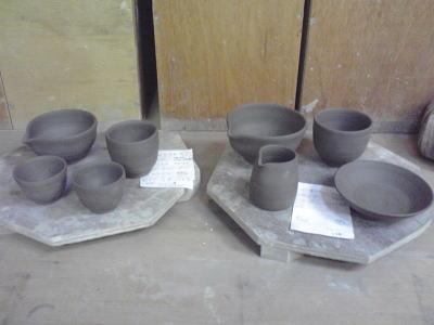 陶芸体験20080920-3