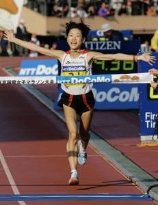 東京国際女子マラソン2005