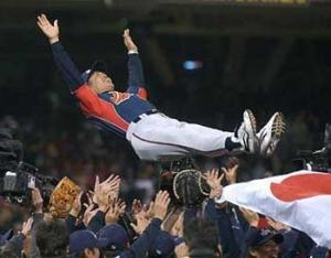 WBC日本世界一に!!