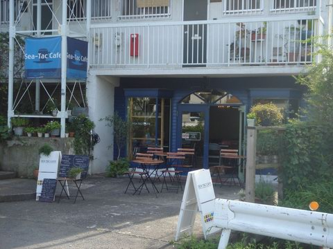 シータックカフェ