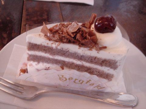 ベルグフェルトのケーキ