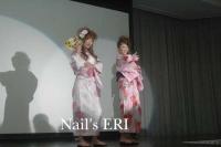 夏祭りがテーマ♪Aoiちゃん&Kaoriちゃん